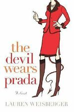The Devil Wears Prada by Lauren Weisberger (2003, Hardcover) -NEW!!!