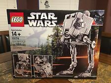 LEGO STAR WARS AT-ST 10174 UCS ULTIMATE COLLECTOR SERIES NEW SEALED BONUS FIGURE
