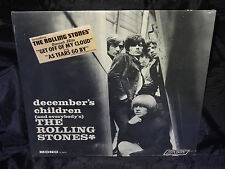Rolling Stones December's Children SEALED US 65 ORIG. MONO LP W/ HYPE STICKER