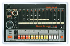 ROLAND TR 808 FRIDGE MAGNET IMAN NEVERA