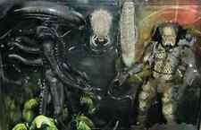 Alien vs predator exclusive 2-pack pvc action figure jouet de collection