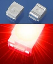 S184 - 50 Pezzi SMD LED SOP - 2 3528 LED ROSSO 1210 Red