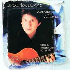 Jose Nogueras - Canciones De Vellonera [CD New]