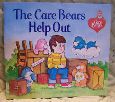 The Care Bears Help Out by Eleanor Hudson/J.M.L. Gray, Sm PB, 1983, 1st Printing