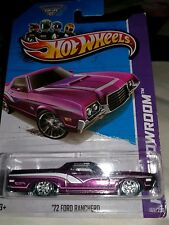 2013 Hot Wheels Super Treasure Hunt '72 Ford Ranchero