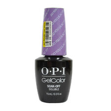 Opi Soak Off Gelcolor Polish Lacquer GC B29 Soluble 0.5oz
