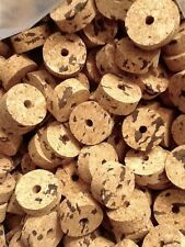"Cork Rings 100 Extra Light Mix 1/2"" , Super Buy! Special Pricing!"