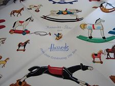Auth. LIMITED EDITION HERMES pour HARRODS 150th Anniversary - 90x90cm