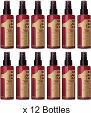 12x UNIQ 1 by Revlon THE ALL IN ONE HAIR TREATMENT 150ml