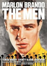 THR MEN (1950 Marlon Brando) - DVD - Region 1