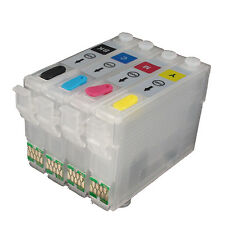 NON-OEM Refillable Ink Cartridge for EPSON Worforce WF-2510 2520 2530 2540 200XL