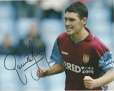 Aston Villa Gareth Barry Autographed Signed 8x10 Photo COA
