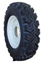 4 New 7.50-16 Tall Skinny Snow Tires Wheel replace 12-16.5 Bobcat Skid Loader T