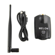 High power Sensitivity 2000mW USB Wireless WiFi IEEE 802.11b/g Adaptor  Antenna