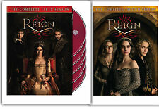 Reign TV Series Complete Season 1-2 (1 & 2) BRAND NEW 10-DISC DVD SET