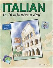Italian in 10 Minutes a Day� (10 Minutes a Day Series)