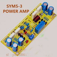150W Class AB Audio Power Amplifier Board PCB AMP based on Symasym5-3