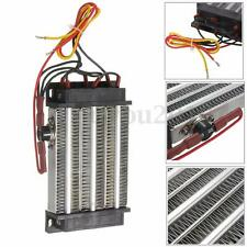 AC 110V 750W Electric Ceramic Thermostatic PTC Heating Insulated Element Heater
