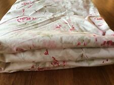 SET Rachel Ashwell Simply Shabby Chic Rosalie Cottage Rose curtain (2) PANELS