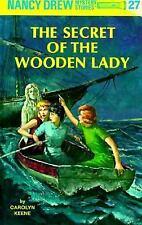 #27 NANCY DREW The Secret of the Wooden Lady NEW Flashlight GLOSSY Hardcover