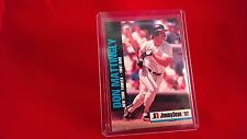 1992 Jimmy Dean #8 - Don Mattingly - Great shape, close-up scans!
