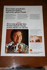 BB19=1972=KODAK TUTTO PER LA FOTOGRAFIA=PUBBLICITA'=ADVERTISING=WERBUNG=