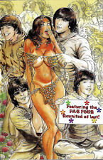 CAVEWOMAN JUNGLE TALES #3 BEATLES Fab Four Cover BUDD ROOT HTF RARE Nice! NM New