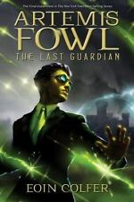 Artemis Fowl The Last Guardian-ExLibrary