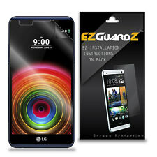 4X EZguardz NEW Screen Protector Cover HD 4X For LG X Power LGK210