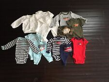 Carters Newborn Boy Lot