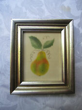 Great Small Theorem Painting Pear by Phyllis, Sen Bob Dole's 1st wife