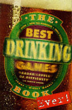 Biggie Fries The Best Book of Drinking Games Ever! Very Good Book