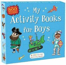 My Activity Books for Boys by Bloomsbury Publishing Staff (2014, Paperback)