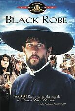 Black Robe (DVD, 2001) RARE-OOP