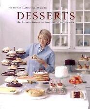 Desserts (Best of Martha Stewart Living)