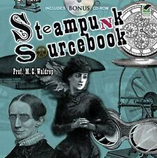 Steampunk Sourcebook (Dover Pictorial Archive) (TP) Wal
