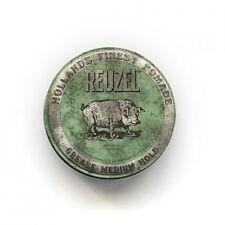 REUZEL Pomade green mittlerer Halt - natürlicher Glanz