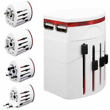 Universal International World European Multi Travel Plug Socket Charger Adapter