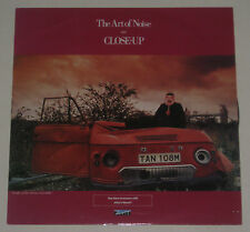 "ART OF NOISE 12"" SINGLE 45RPM CLOSELY CLOSELY EXCL 1984 ZTT 12 Z TPS01"