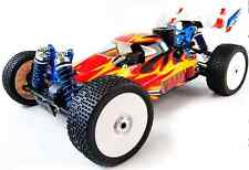 Auto Radiocomandata Buggy RC a scoppio Warrior -PRO