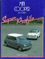 Mini Cooper & Cooper S Super Profile History Specifications Buying Road Tests +