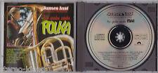 JAMES LAST UND SEIN ORCHESTER-WIR SPIELEN WIEDER POLKA CD1989 GERMANY 841184-2