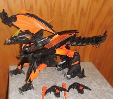 Transformers Beast Hunters PREDAKING Prime Leader Beast Fire Action Figure