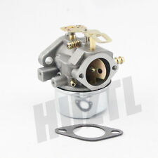 CARBURETOR CARB FOR Tecumseh 8hp 9hp 10hp Snowblower Generator Chipper Shredder