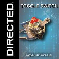 Valet Override Programming Button Toggle Switch Alarm