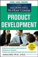 The McGraw-Hill 36-Hour Course Product Development McGraw-Hill 36-Hour Courses