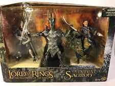 The Lord Of The Rings The Defeat Of Sauron Action Figure Toy MISB!