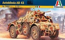 """AUTOBLINDA 1/72: """"AB 43"""" - Italeri (7052)"""