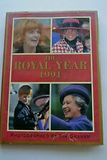 "BOOK: ""THE ROYAL YEAR 1991"", PHOTOGRAPHS BY TIM GRAHAM, SUMMIT BOOKS, UK ROYALS"