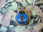 Royal Navy HMS ARK ROYAL Enamel Lapel Badge